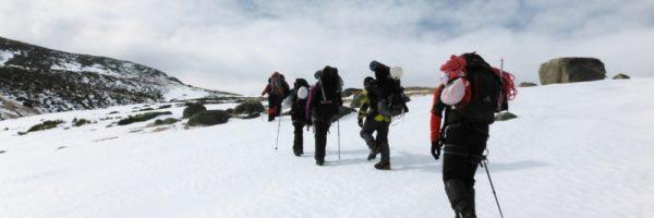 Trekking e Alpinismo